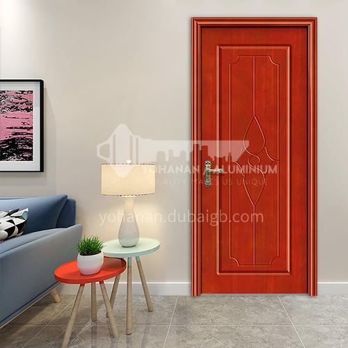 Best Price Simple Swing Office apartment house Residential interior Oak Wood Door 76