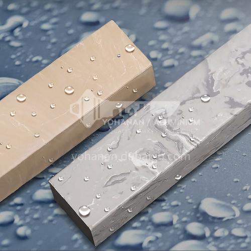 Granite   artificial marble   bathroom shower glass   water retaining strip