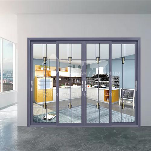1.4mm news product of the aluminum sliding door