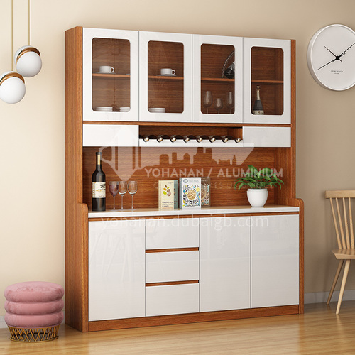 The hottest selling sideboard double facing particle board GF-041