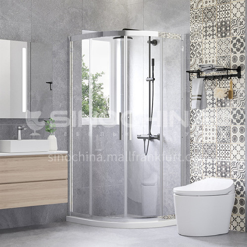 Shower room    household shower glass   tempered glass    shower partition