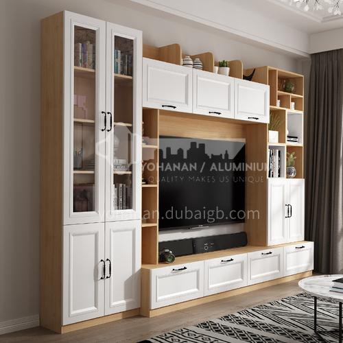 European style TV cabinet high density board blister-GF-039