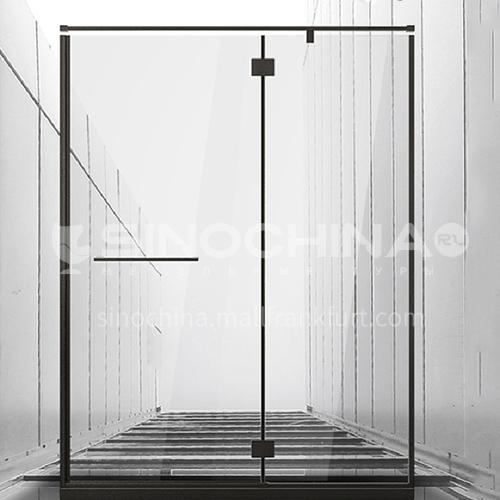 Shower room    household shower glass   tempered glass    shower partitionSG05