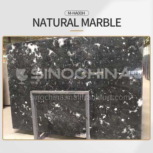 Modern light luxury black natural marble M-HA00H