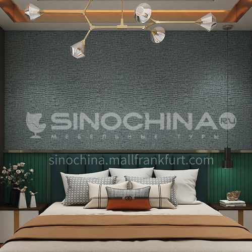 Modern style waterproof and mildewproof home living room bedroom wallpaper VM698 wall decoration