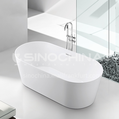 CUPC certification Modern sstyle   freestanding  acrylic bathtub