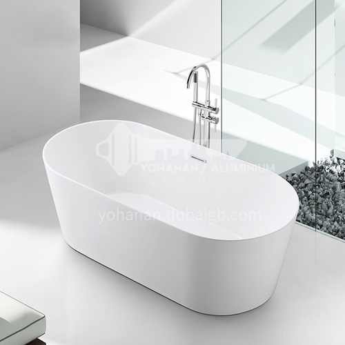 CUPC certification Modern sstyle   freestanding  acrylic bathtub