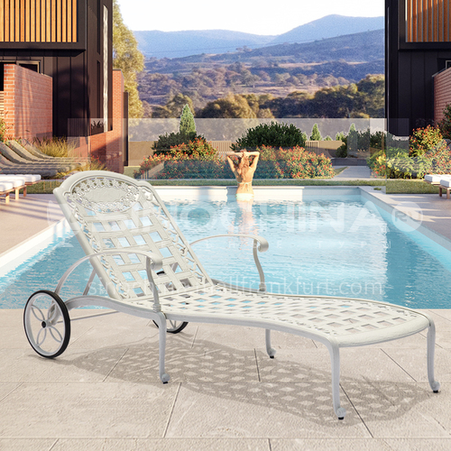 JOZL-TY050L outdoor lounge chair pool chair, sunscreen, waterproof, high quality