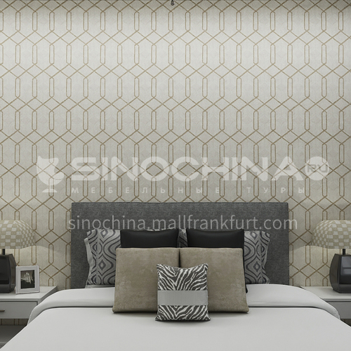 Modern style waterproof and mildewproof home living room bedroom wallpaper VM709 wall decoration