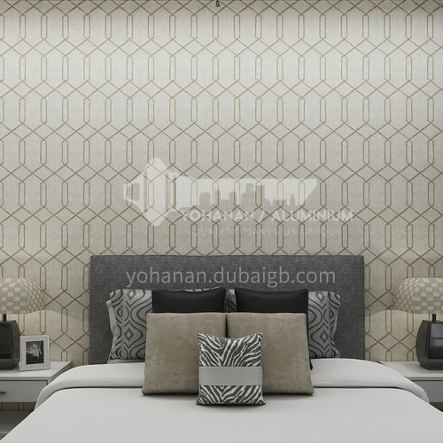 Modern style waterproof and mildewproof home living room bedroom wallpaper VM709 wall decoration