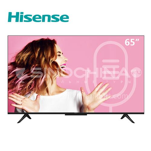 Hisense 4K Full Screen Intelligent Network HD Flat Panel LCD TV 65-inch DQ000182