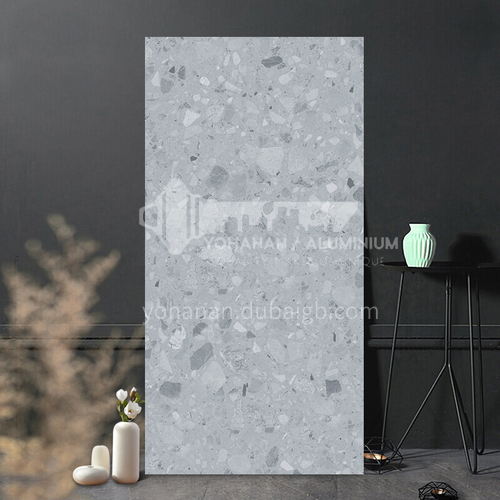 Antique tile gray ceramic tile living room antique tile dining room ceramic tile 600mm×1200mm 12810