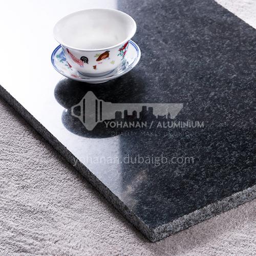 High-end modern style outdoor natural black granite G-GA96H
