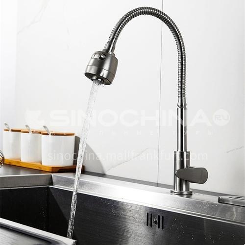 Kitchen faucet kitchen sink mixer cold water faucet splash proof faucet