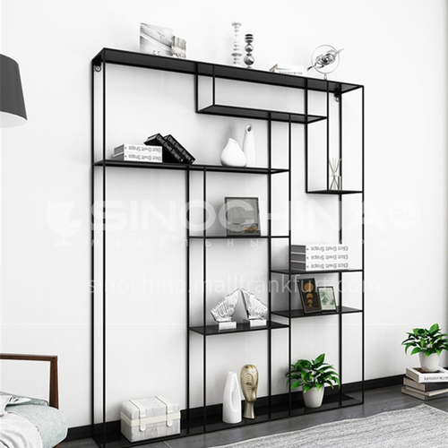 Steel Customized Nordic Simple Rack Bookshelf