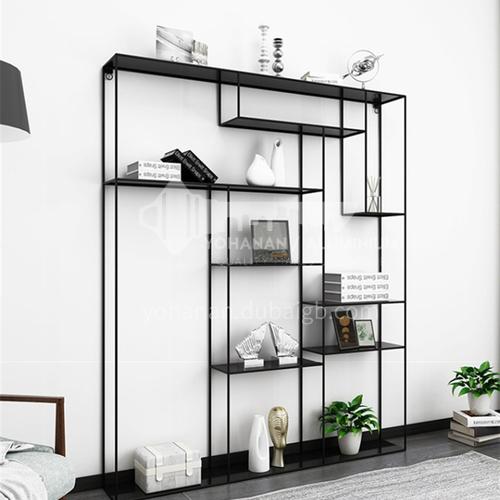 Steel Customized Nordic Simple Rack Bookshelf