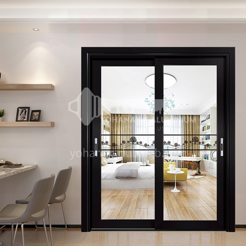 1.4mm aluminum alloy sliding door
