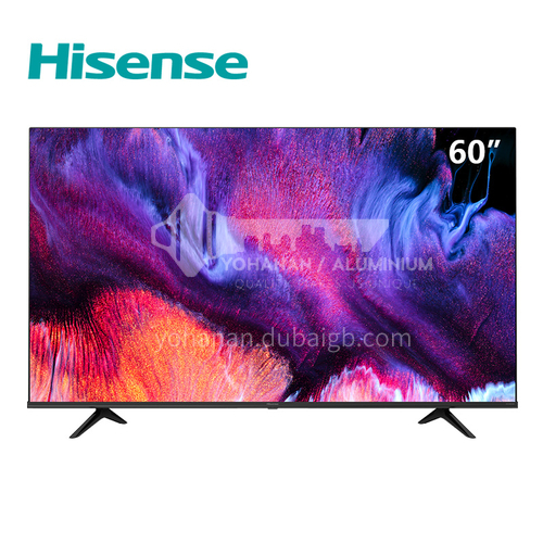 Hisense 4K Full Screen Intelligent Network HD LCD Color TV 60-inch DQ000178