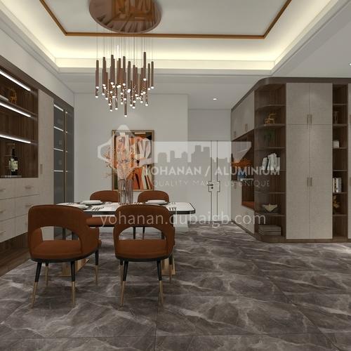 Cement tile antique tile gray ceramic tile living room balcony dining room ceramic tile 600mm*1200mm 61206-T