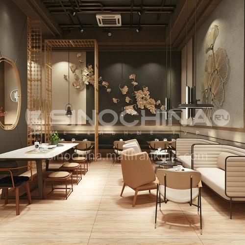 Cement tile antique tile floor brick living room balcony restaurant brick 600mm*1200mm 61227