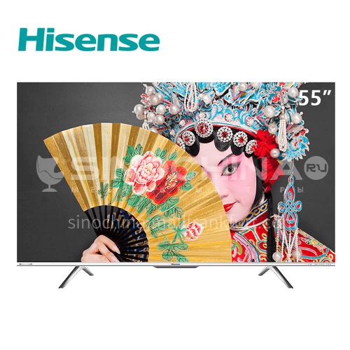 Hisense 4K Full Screen Intelligent Network HD Flat Panel LCD TV 55-inch DQ000174