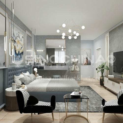 Cement tile antique tile gray ceramic tile living room balcony dining room ceramic tile 600mm*1200mm 61234
