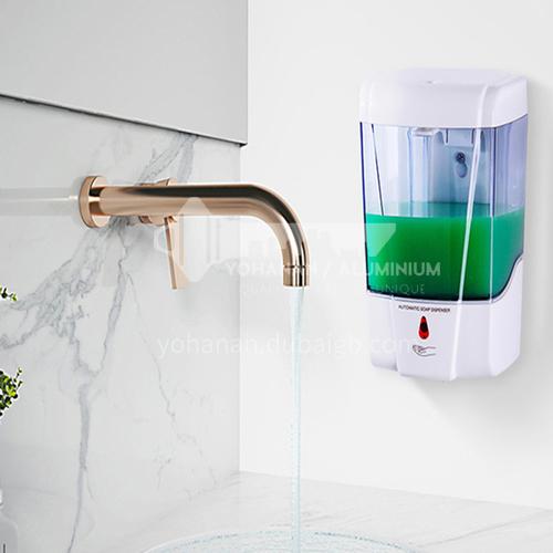 מתקן לסבון פלסטיק אוטומטי בקיבולת גדולה למילוי חוזר בקיבולת גדולה 9031