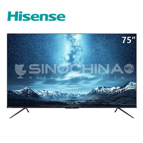 Hisense 4K HD Smart Flat Panel LCD AI Full Screen TV 75-inch DQ000168