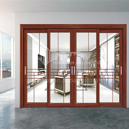 85 series 1.4mm Xinnuo sliding door kitchen sliding door balcony door 10
