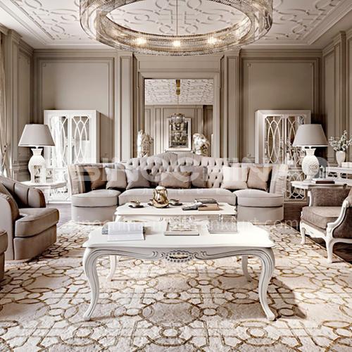 Villa-French style villa design VF1006