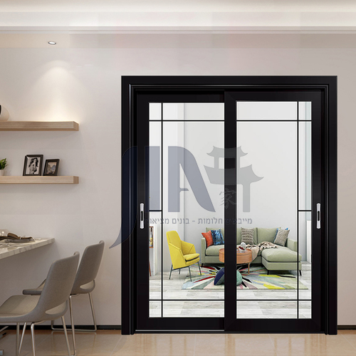 1.2mm aluminum alloy sliding door kitchen balcony door 11