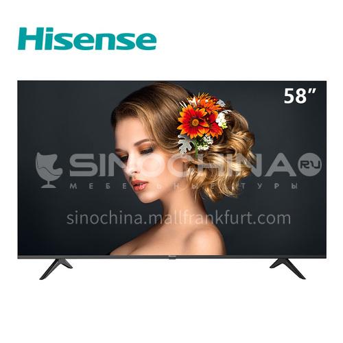 Hisense 4K HD Smart Flat Panel LCD AI Full Screen TV 58-inch DQ000412