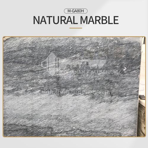 Modern light luxury gray natural marble M-GA80H