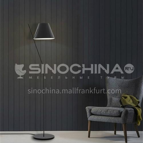 Modern creative hardware living room floor lamp bedside bedroom floor lamp-YDH-6018