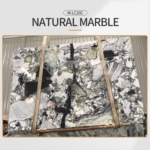 Modern light luxury natural marble M-LC20C