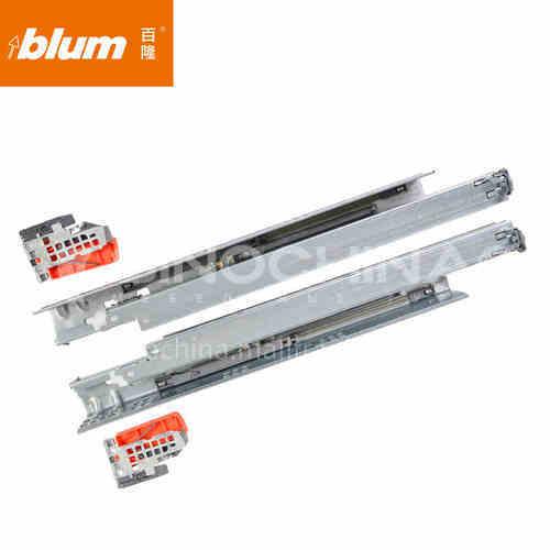 Blum full pull three section wooden bottom drawer GH-004
