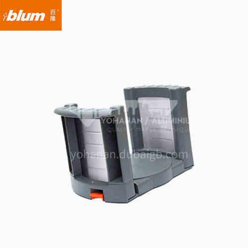 Blum stainless steel plate holder GH-008