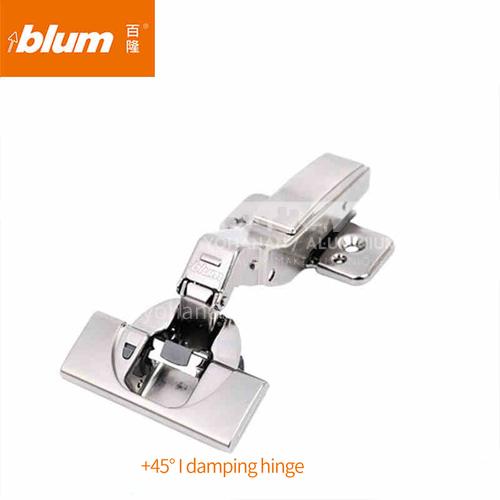 Blum soft closing fixed base damping buffer hinge(79B9658.22MB+P CNS2BCOR) GH-012