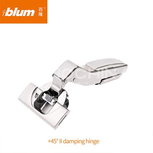 Blum soft closing fixed base damping buffer hinge(79B3558.22MB+P CNS2BCOR)GH-014