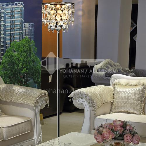 Luxury crystal American modern Nordic minimalist creative living room bedroom fashion floor lamp-GD-0355