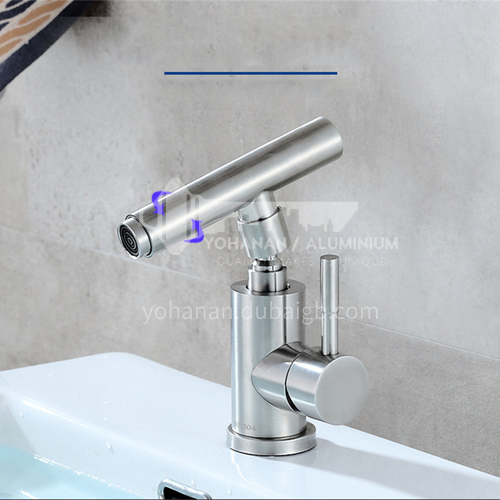 Stainless steel 304 faucet cold and hot water faucet mixer tap