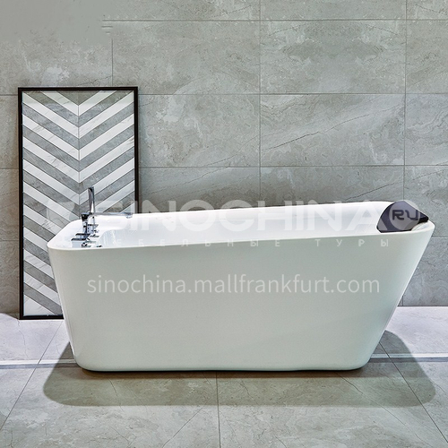 Modern design   hot sale   acrylic    freestanding bathtub