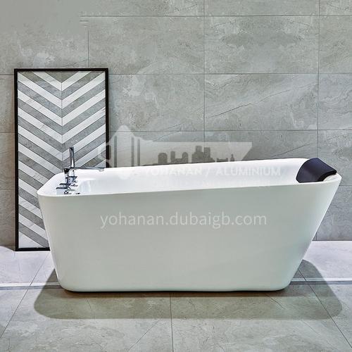Modern design   hot sale   acrylic    freestanding bathtub