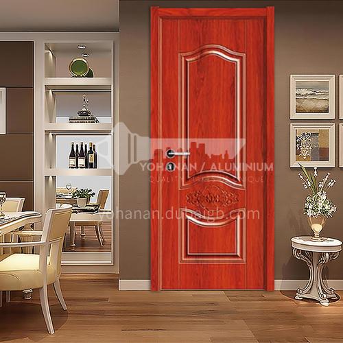 B modern design paint-free wooden door interior hotel bedroom door 24