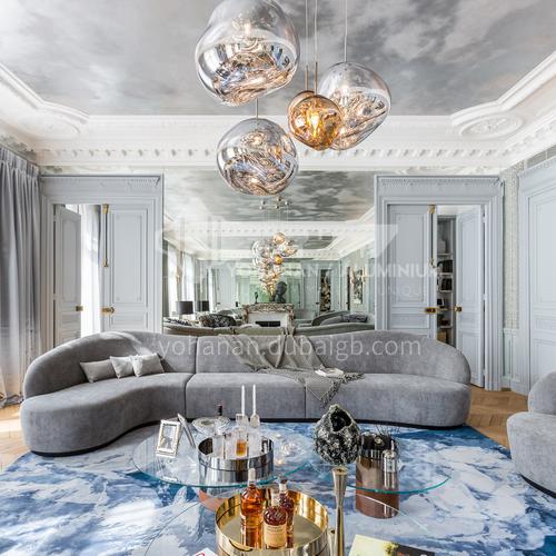 Apartment-French apartment design on Arc de Triomphe Avenue   AFS1007