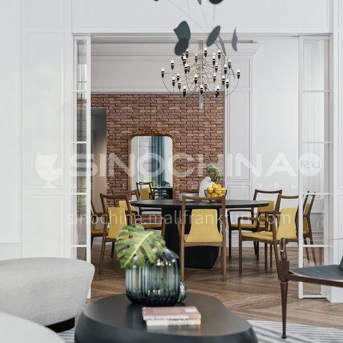 Villa-French exquisite villa design VF1016