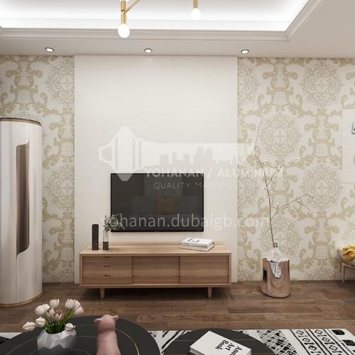 Waterproof and mildew proof living room bedroom wallpaper Classical style Wallpaper WL807 wall decoration