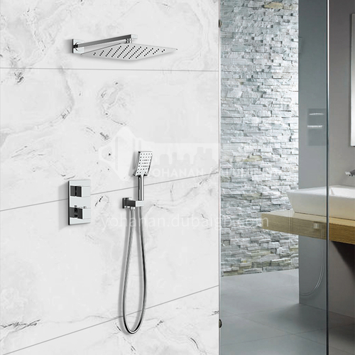 Hanmark HIMARK Smart Thermostatic Health Shower Concealed Embedded Shower 1460600A Chrome