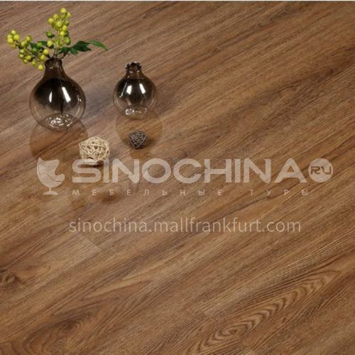 7mm WPC wood plastic floor LM6079-4