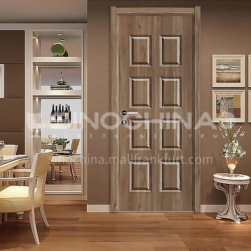 G new cheap Korean ecological door interior door bedroom door room door apartment project wooden door 37